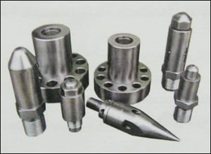 Injection And Sampling Nozzle