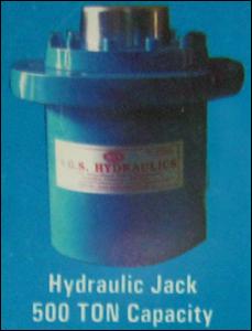 Hydraulic Jack 500 Ton Capacity