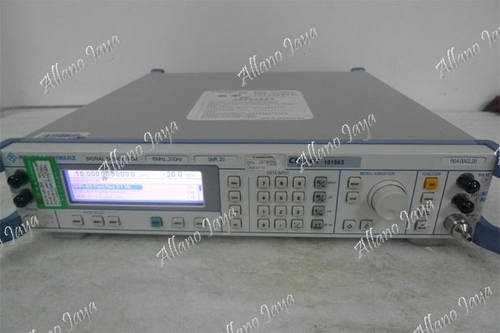 Used Rohde And Schwarz SMR20 Signal Generator