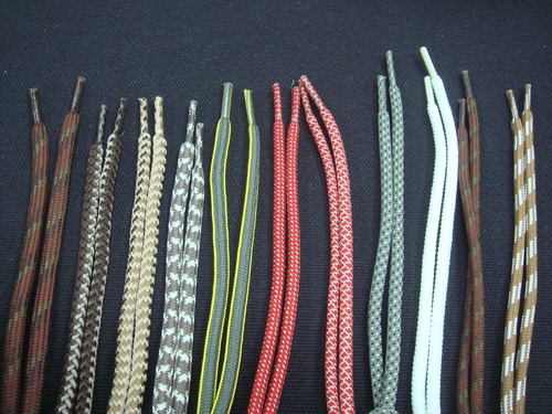 Waxed 1.8-2.0mm Shoe Laces