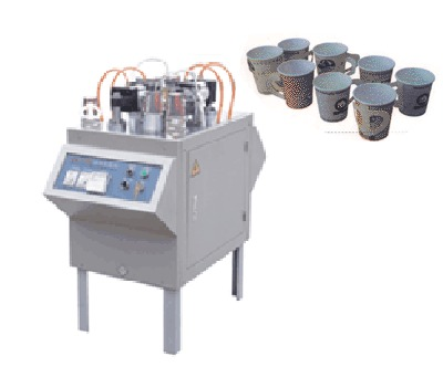 Paper Cup Handle Fixing Machine