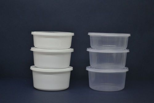 Plastic Fast Food Containers