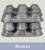 Bronze Ingots in  Girgaon