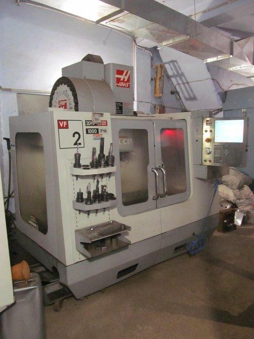 Die Cutting Cnc Milling Machine