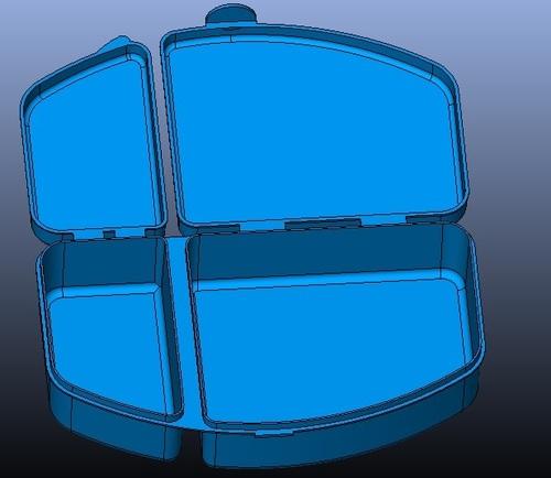 Lunch Box Die