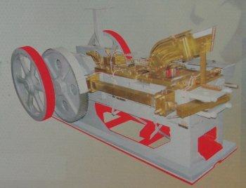 Triming Machine Semi Automatic