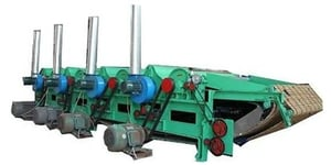 Cotton Polyester Textile Rags Tearing Machine
