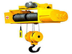 Electric Wire Rope Hoist (C-Type)