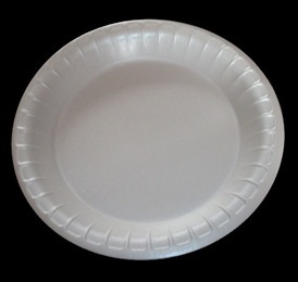 10\  Round Disposable Plate & Rect. 4 Compartment Disposable Plate in Haridwar Uttarakhand ...