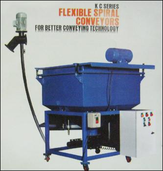 Flexible Spiral Conveyors