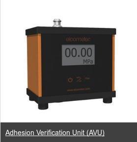 Adhesion Verification Unit (Avu)