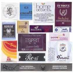 Custom Digital Labels
