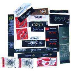 Exclusive Taffeta Labels