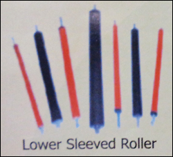 Lower Sleeved Roller