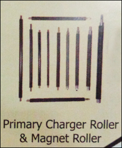 Primary Charger Roller And Magnet Roller