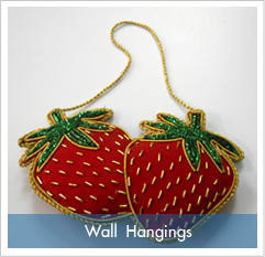 Zari Wall Hanging
