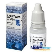 Aqua Tears 10ml Eye Drops Ointment
