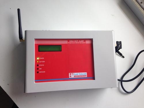 GSM Temperature Monitering System in  Midc Ambad