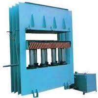 Hydraulic Hot Press For Wood Work