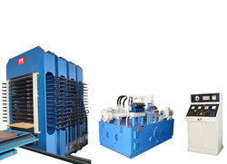 Plywood Hydraulic Hot Press Machine
