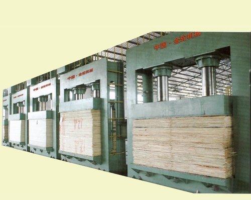 Plywood Making Machinery