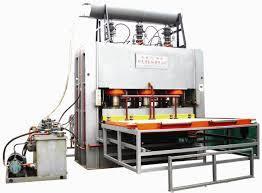 Short Cycle Press Machine