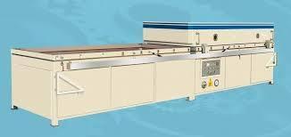 Woodworking Vacuum Membrane Press