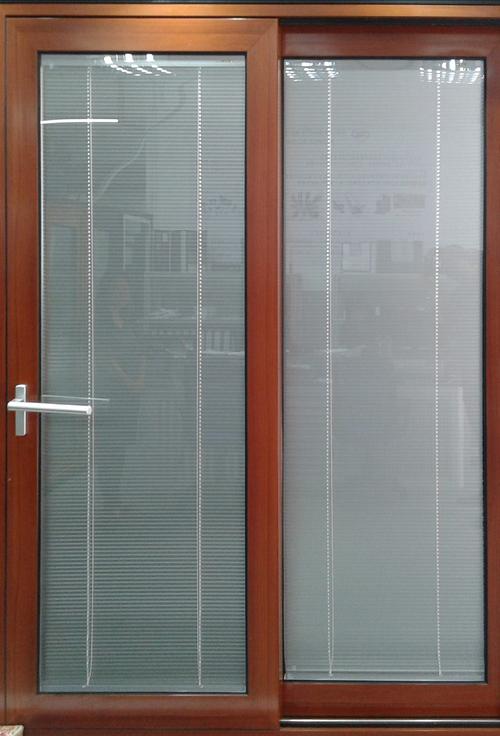 Lift And Slide Door