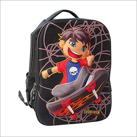 Printed Kids School Bags