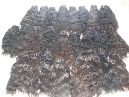 Indian Remy Weft Wavy Hair