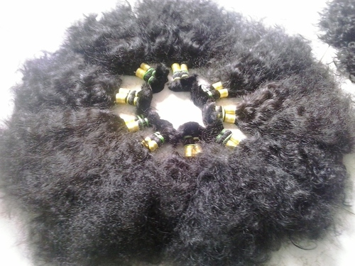 Unprocessed Remy Natural Curly Hair
