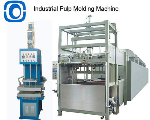 Industrial Pulp Molding Machine