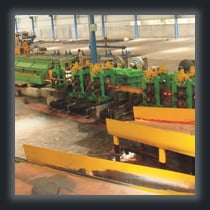 Continuous Mill Stand