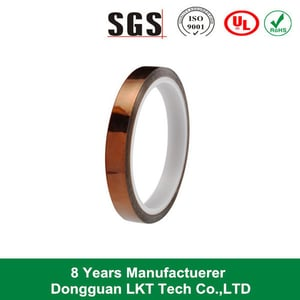 Kapton High Temperature Heater Polyimide Adhesive Tapes