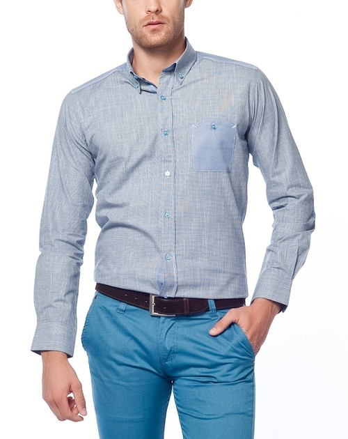 Men's 100% Cotton Shirts