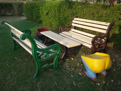 Frp And Grp Garden Benches