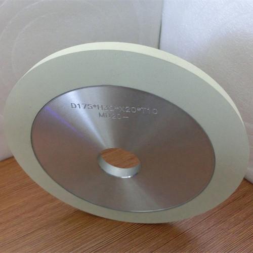 Ceramic Bond Diamond Grinding Wheel For Gemstone Polishing