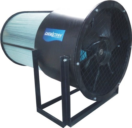Dust Free Ventilation System