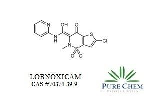 Lornoxicam IH API