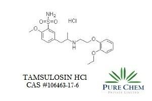 Tamsulosin HCl IP/USP/BP