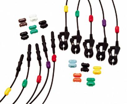 Ecg Monitor Cables E.M.C. Grabber