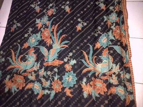 Batik Tirto Ningrat Fabric