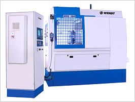 CNC Rotary Surface Grinder