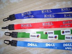 Promotional Multicolor Lanyards