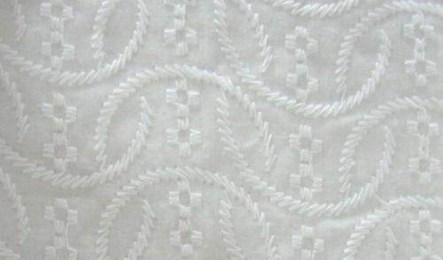 Bemberg Dyeable Embroidery Fabrics