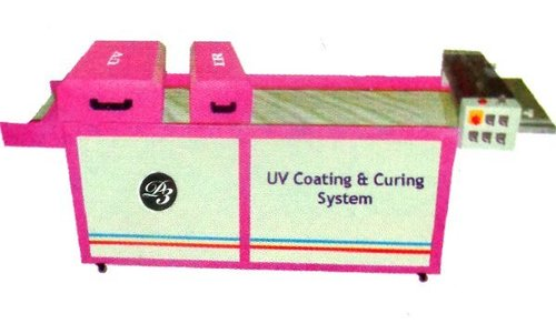 UV Coating and Cursing System
