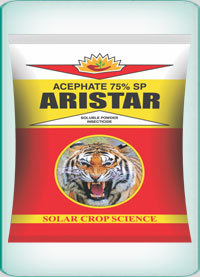 Aristar (Acephate 75% SP, Insecticide)