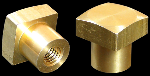 Brass Square Male Inserts
