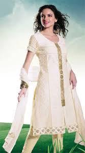 Cotton Churidar Suit in  New Textile Market (Rr)