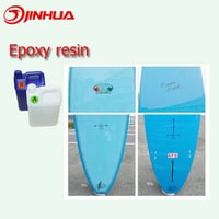 Epoxy AB Resin Glue For Surfboard Coating